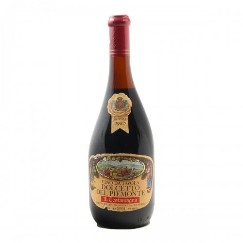 DOLCETTO 1980 COSTAMAGNA Grandi Bottiglie