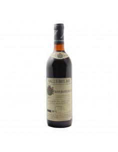 BARBARESCO 1980 VALLEBELBO Grandi Bottiglie