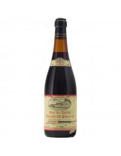 DOLCETTO DEL PIEMONTE 1980 GOZZELINO SERGIO Grandi Bottiglie