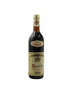 BAROLO 1973 COSSETTI Grandi Bottiglie