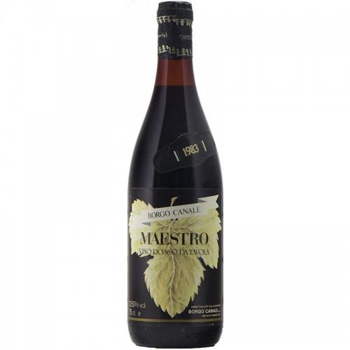 MAESTRO 1983 CANTINE BORGO CANALE Grandi Bottiglie