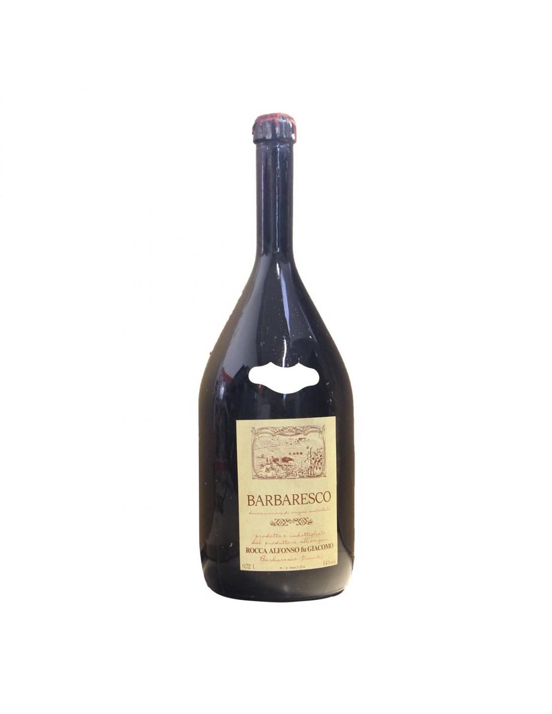 BARBARESCO 3,78L 1978 ROCCA ALFONSO Grandi Bottiglie