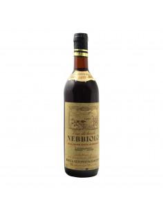 NEBBIOLO 1979 ROCCA ALFONSO Grandi Bottiglie