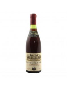 BEAUJOLAIS CHATEAU DE VAURENARD 1966 THORIN Grandi Bottiglie