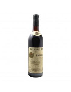 BAROLO 1978 VALLEBELBO Grandi Bottiglie