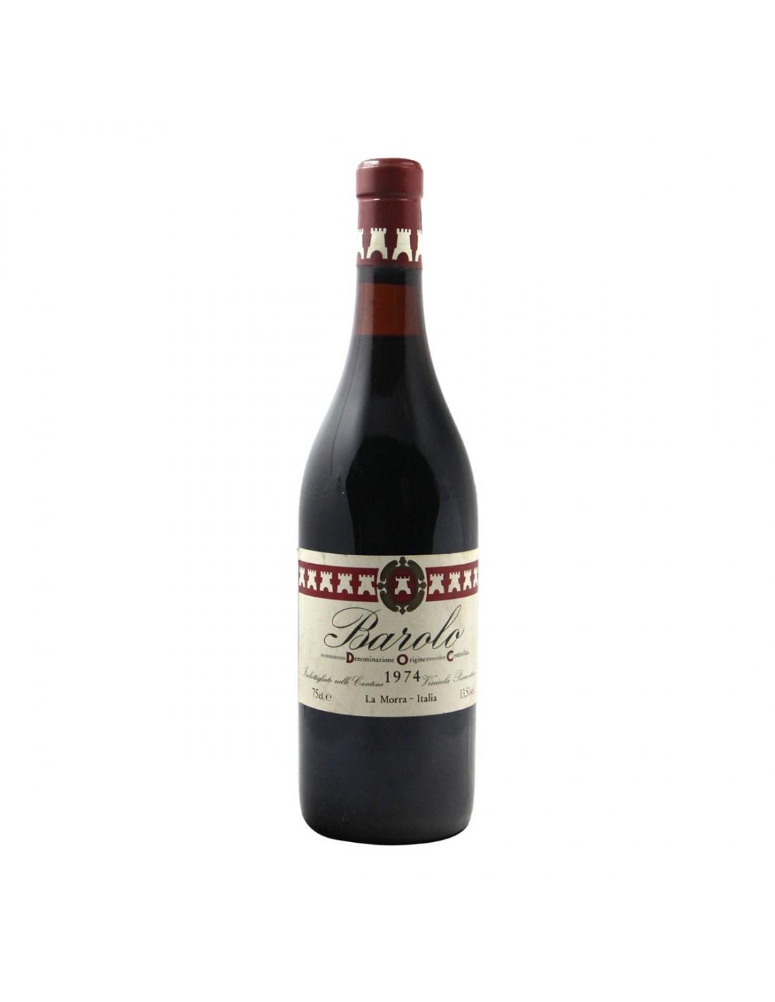 BAROLO 1974 VINICOLA PIEMONTESE Grandi Bottiglie