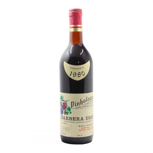 BARBERA ASTI 1980 PINBOLOGNA Grandi Bottiglie