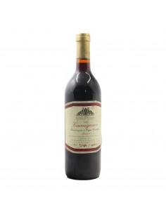 CARMIGNANO RISERVA 1980 CONTE OTTAVIO PICCOLOMINI Grandi Bottiglie
