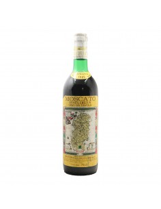 MOSCATO DI SELARGIUS 1980 MELONI VINI Grandi Bottiglie