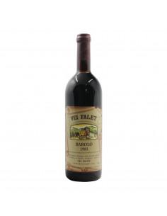 BAROLO 1981 TENUTA LA VOLTA Grandi Bottiglie