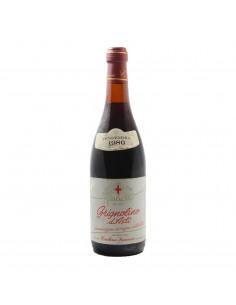GRIGNOLINO ASTI 1980 CANTINA SAN ROCCO Grandi Bottiglie