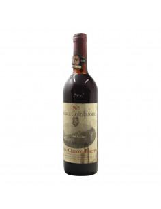 CHIANTI CLASSICO RISERVA 1965 BADIA A COLTIBUONO Grandi Bottiglie