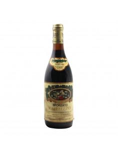 SFORZATO 1981 VILLA BIANZONE Grandi Bottiglie