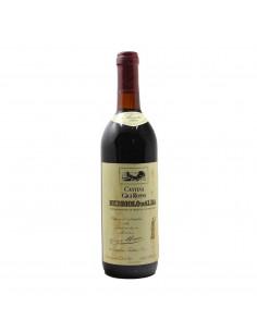 NEBBIOLO D'ALBA 1982 CANTINA GIGI ROSSO Grandi Bottiglie