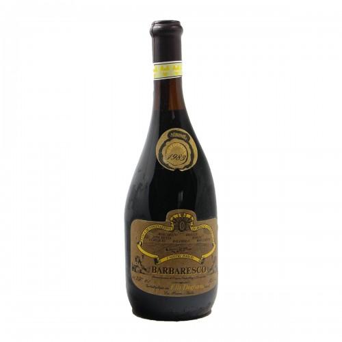 BARBARESCO 1983 CANTINA DEL DOLCETTO DI DOGLIANI Grandi Bottiglie