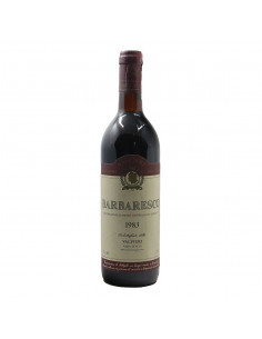 BARBARESCO 1983 VALFIERI Grandi Bottiglie