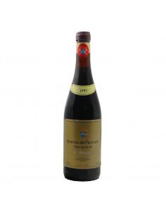 SPANNA LE ROCCE 1983 FRANCOLI Grandi Bottiglie