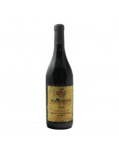 BARBARESCO 1984 MUSSO Grandi Bottiglie