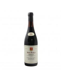 BAROLO VIGNA RUELLA 1984 LA TRAVERSA Grandi Bottiglie