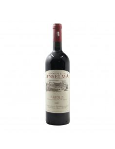 BAROLO 1999 FRATELLI ANSELMA Grandi Bottiglie