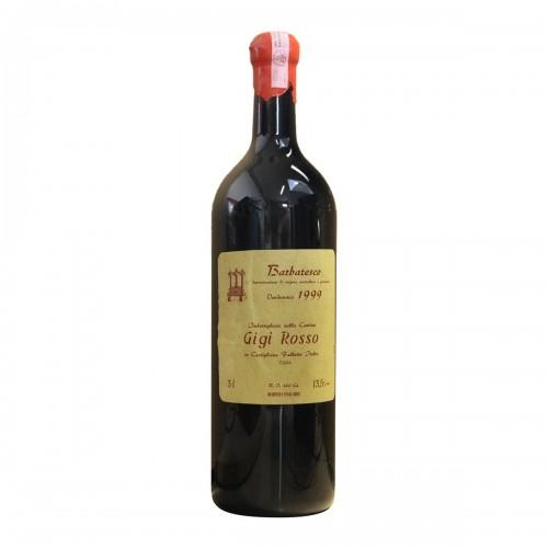 BARBARESCO 3L 1999 CANTINA GIGI ROSSO Grandi Bottiglie