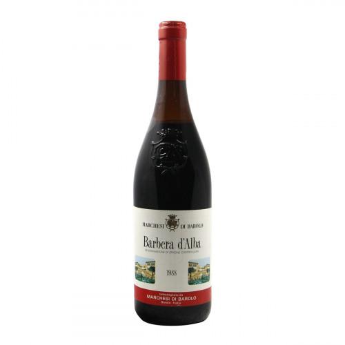BARBERA D'ALBA 1988 MARCHESI DI BAROLO Grandi Bottiglie