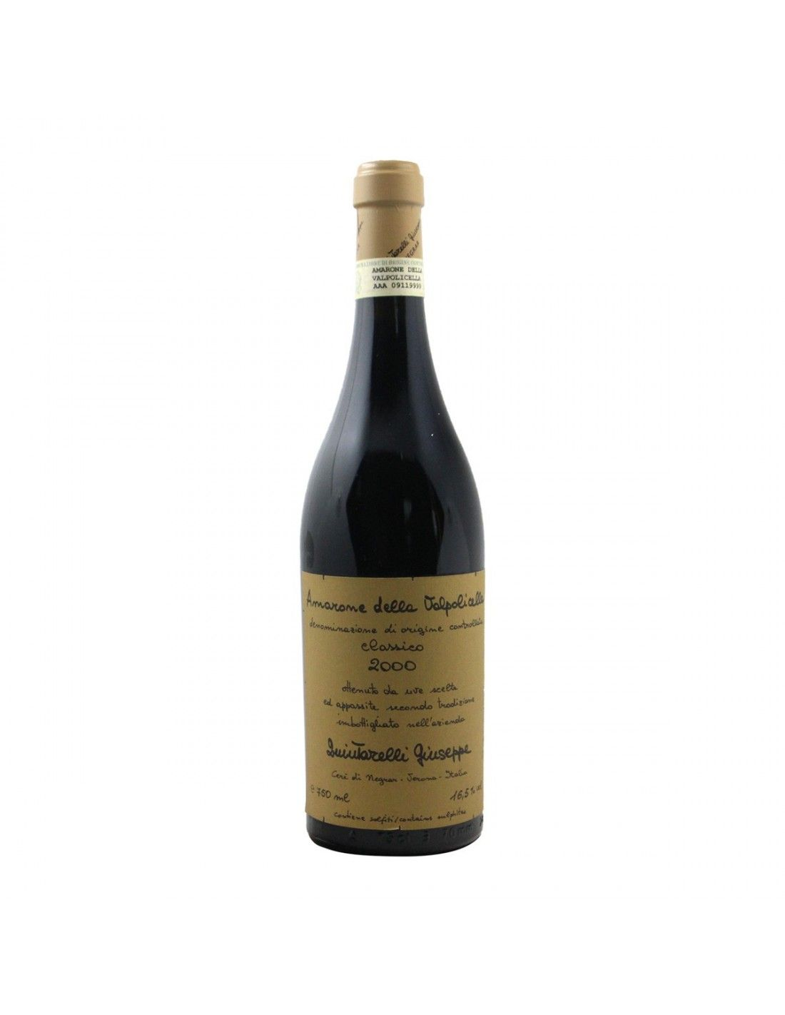 AMARONE DELLA VALPOLICELLA 2000 QUINTARELLI GIUSEPPE Grandi Bottiglie