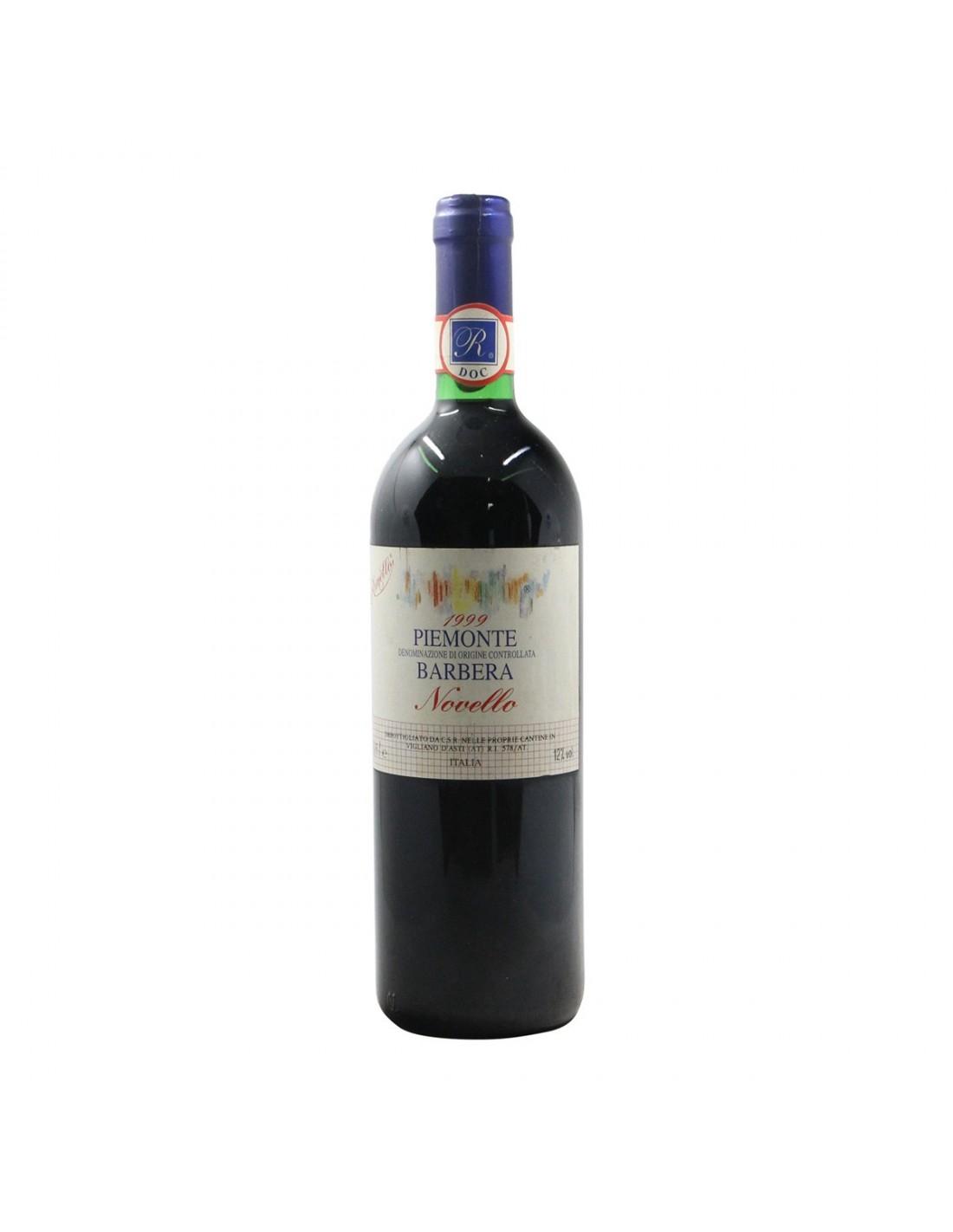 BARBERA NOVELLO 1999 RAMELLO Grandi Bottiglie