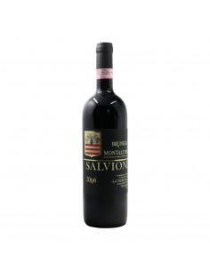 BRUNELLO DI MONTALCINO 2004 SALVIONI Grandi Bottiglie