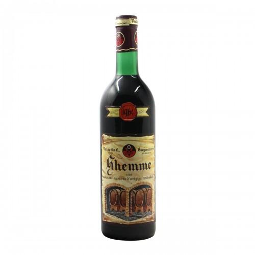 GHEMME 1964 VALSESIA Grandi Bottiglie