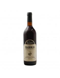 BAROLO 1976 CAVALETTO Grandi Bottiglie