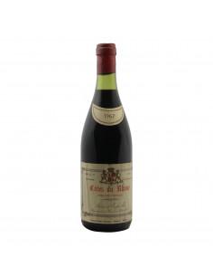 COTES DU RHONE 1967 PIERRE D'ESPOLLE Grandi Bottiglie