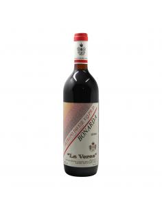BONARDA OLTREPO PAVESE 1986 CANTINA SANTA MARIA DELLA VERSA Grandi Bottiglie
