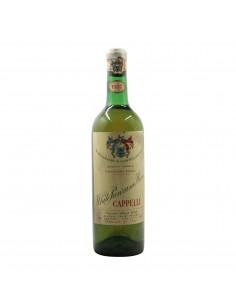 WHITE PANZANO 1957 CAPPELLI Grandi Bottiglie