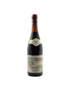 MALVASIA DI CASORZO D'ASTI 1982 GAUDIO Grandi Bottiglie