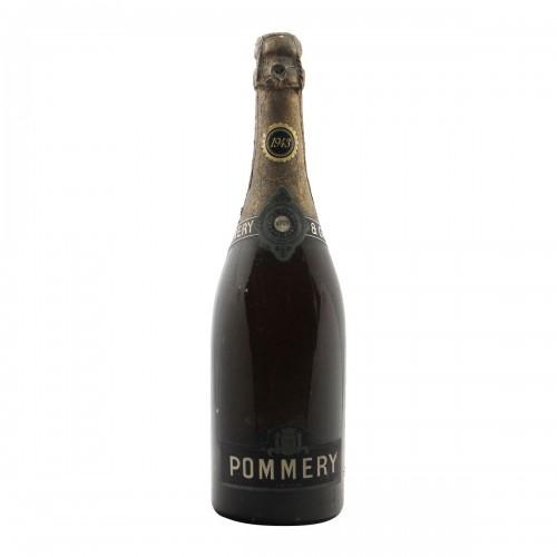 CHAMPAGNE BRUT 1943 POMMERY Grandi Bottiglie