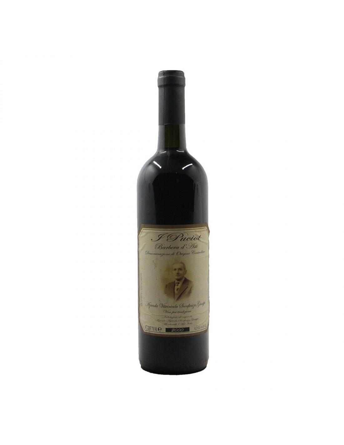 BARBERA ASTI 2000 SCONFIENZA Grandi Bottiglie