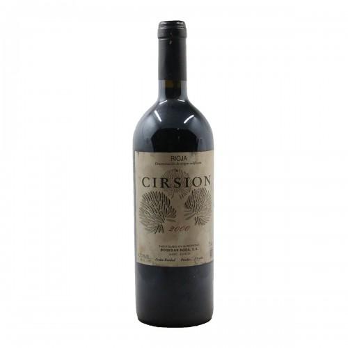CIRSION 2000 BODEGAS RODA Grandi Bottiglie