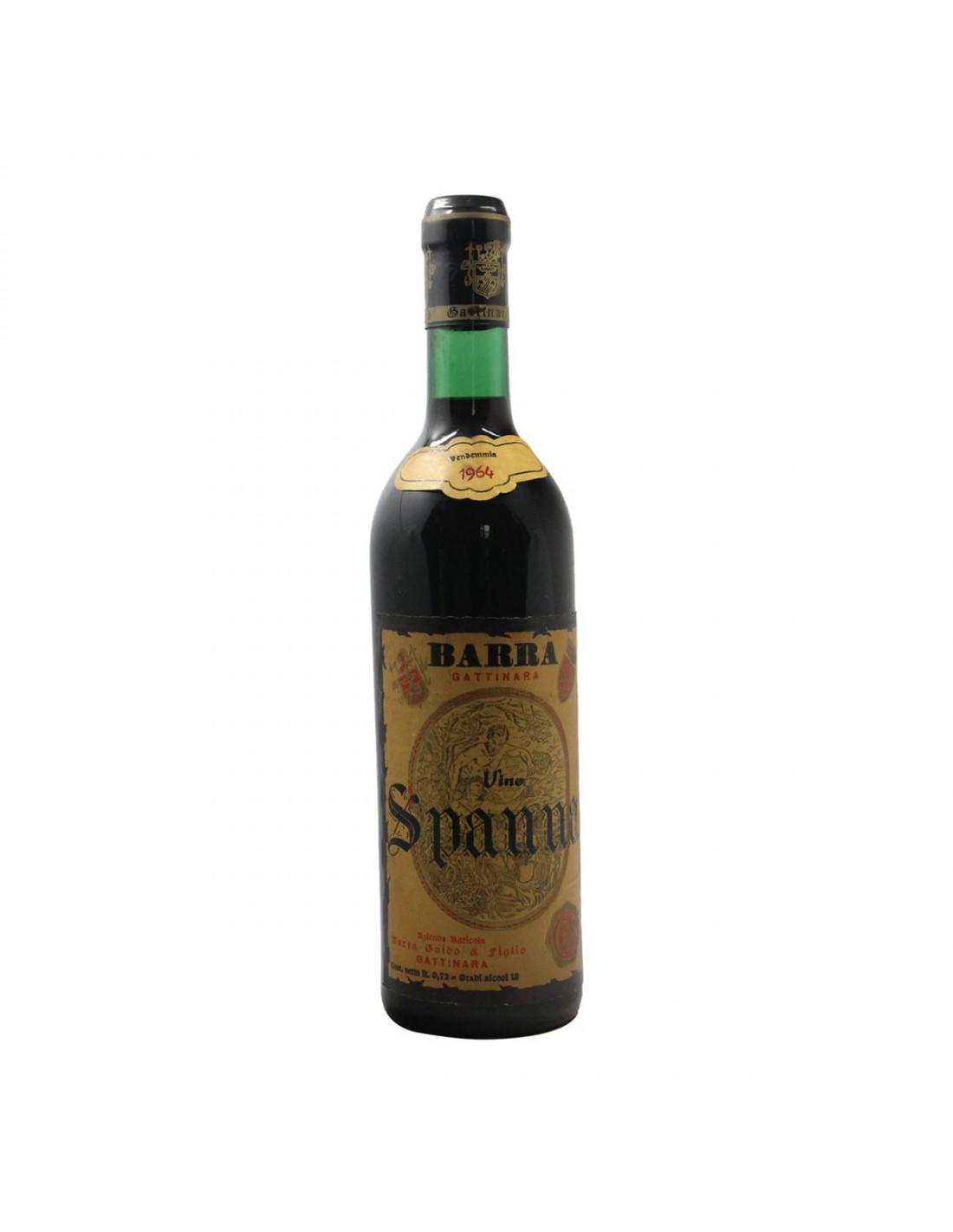 SPANNA 1964 BARRA GUIDO Grandi Bottiglie