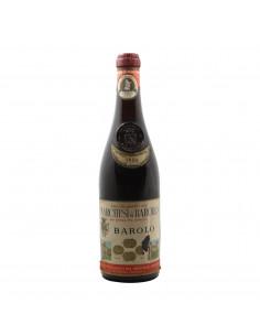 BAROLO CLEAR COLOUR 1955 MARCHESI DI BAROLO GRANDI BOTTIGLIE
