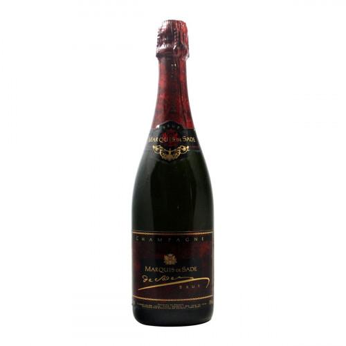 CHAMPAGNE BRUT OLD NV MARQUIS DE SADE Grandi Bottiglie