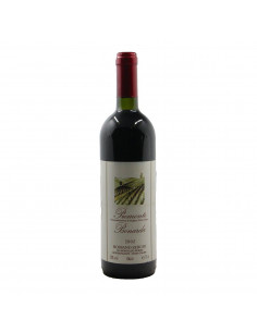 BONARDA 2002 ROSSANO Grandi Bottiglie