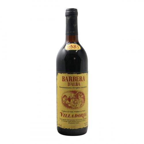 BARBERA ALBA 1985 VILLADORIA Grandi Bottiglie