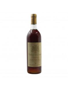 SAUTERNES CHATEAU SAINT AMAND 1987 CHATEAU SAINT AMAND Grandi Bottiglie