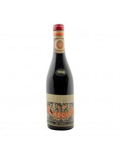 BAROLO 1958 OBERTO SEVERINO Grandi Bottiglie