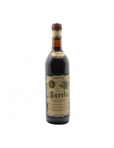 BAROLO 1977 S.BIAGIO DI ROGGERO Grandi Bottiglie