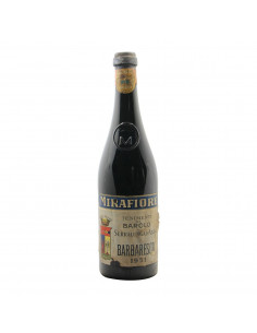BARBARESCO 1951 MIRAFIORE Grandi Bottiglie