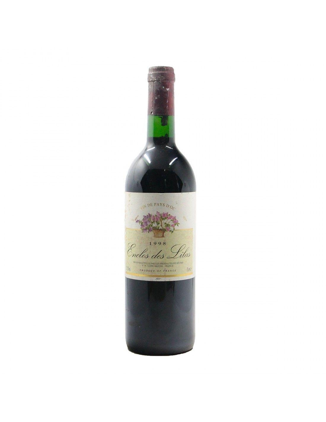 Vin De Pays D'Oc 1998 ENCLOS DEL LILAS GRANDI BOTTIGLIE