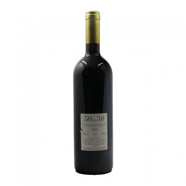 50 & 50 DECENNALE 1998 AVIGNONESI Grandi Bottiglie
