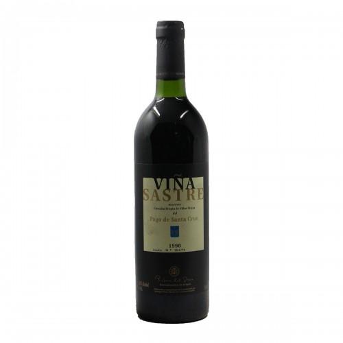 VINA SASTRE 1998 PAGO DE SANTA CRUZ Grandi Bottiglie